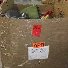 Clearance! Pallet - 234 Pcs - Patio & Outdoor Lighting / Decor, Other, Accessories - Brand New - Retail Ready - Garden Treasures, Rain or Shine, Orbit, Scepter