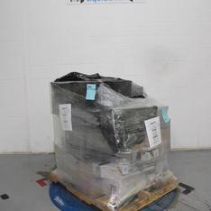 Pallet - 638 Pcs - Electronics Accessories - Customer Returns - Blackweb, DirecTV, Wire Trak, RCA