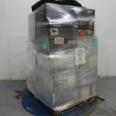 Pallet – 12 Pcs – Bar Refrigerators & Water Coolers, Heaters, Fans, Fireplaces – Customer Returns – Galanz, HAIER, Lasko