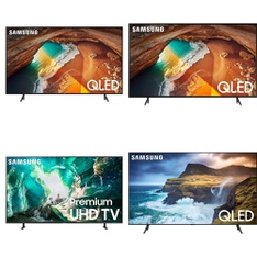 25 Pcs – LED/LCD TVs – Refurbished (GRADE A, GRADE B) – Samsung