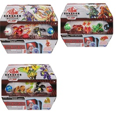 Pallet - 224 Pcs - Toys - Action Figures - Brand New - Retail Ready - Bakugan