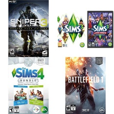 16 Pcs – Computer Software – New – CI Games, EA, EA Games, Electronic Arts