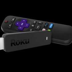 48 Pcs - Roku 3800RW Streaming Stick Voice Remote with TV Power & Volume 1080p - Refurbished (GRADE A, GRADE B)