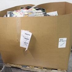 Clearance! Pallet - 1436 Pcs - Office Supplies, Calendars - Customer Returns - Blue Sky, Moleskine, AT-A-GLANCE, Lang
