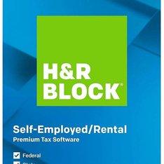 33 Pcs - H&R Block 1536600-19 2019, Premium, for PC/Mac - New - Retail Ready