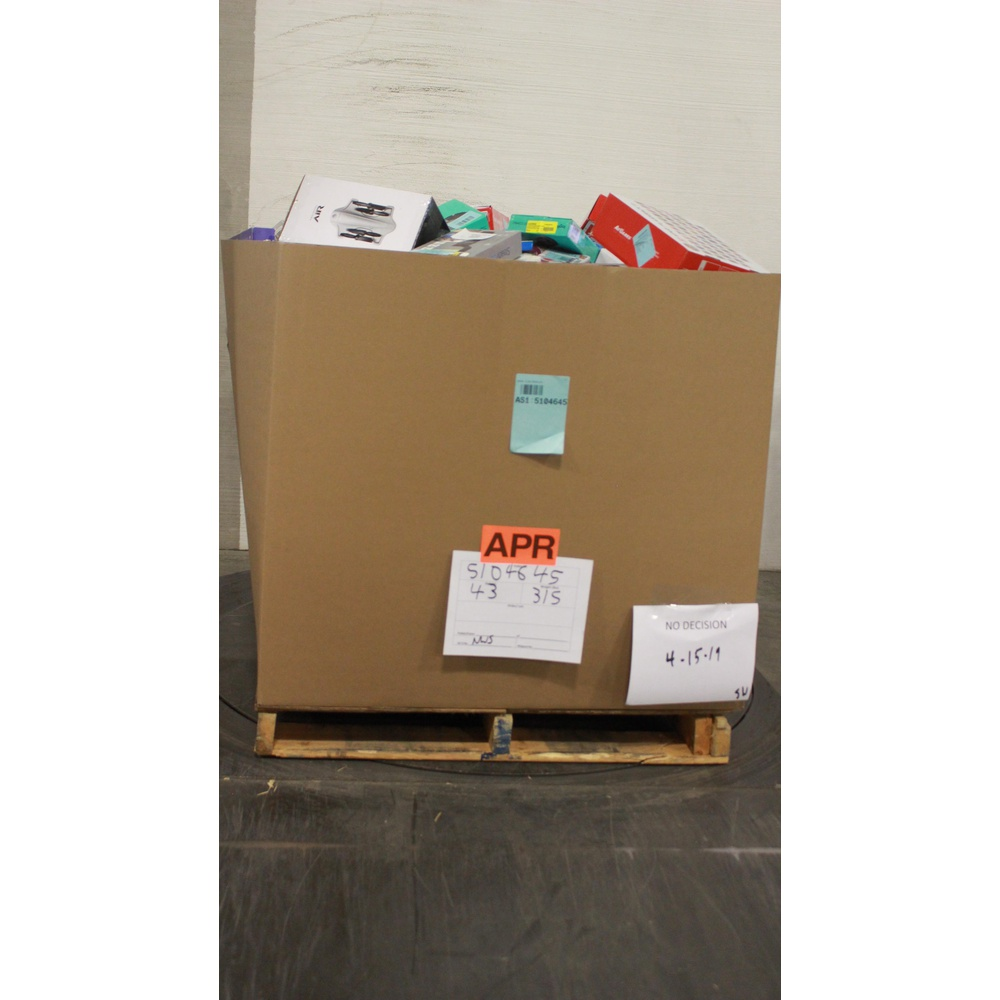 Clearance! Pallet - 248 Pcs - Other, Microsoft, Accessories, Computer  Software - Customer Returns - Microsoft, RCA, Sony, Atari