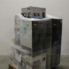 Pallet - 7 Pcs - Bar Refrigerators & Water Coolers, Pressure Washers, Refrigerators - Customer Returns - Galanz