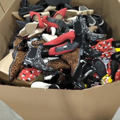 Pallet – 600 Pcs – Major Retailer Footwear – Customer Returns