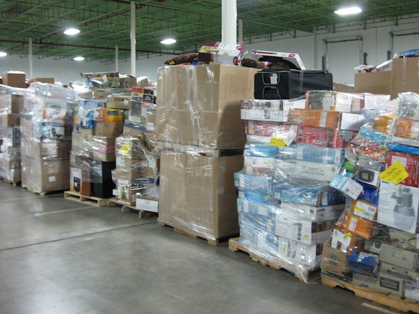 Using Liquidation Wholesale Pallets to Start Your Own Online