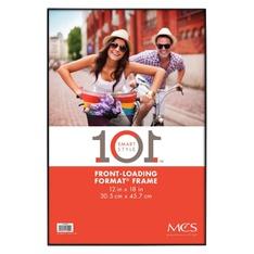 41 Pcs - MCS Back-to-college Single Image Frame Black L - New - Retail Ready