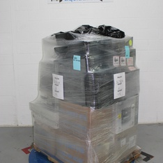 Pallet - 329 Pcs - In Ear Headphones, Over Ear Headphones, Other, Shelf Stereo System - Customer Returns - Blackweb, Onn, LG, Tzumi