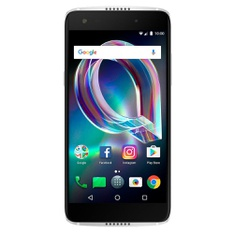 10 Pcs - Alcatel Idol 5S Unlocked Smartphone, 32GB, Crystal Black, Cellular, Unlocked, 6060S, Android 7.1 - Refurbished (GRADE A)