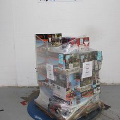 Pallet - 25 Pcs - Leaf Blowers & Vaccums, Hedge Clippers & Chainsaws - Customer Returns - BLACK & DECKER