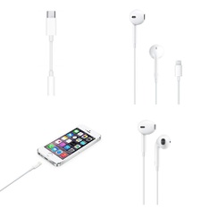 Pallet – 627 Pcs – Other, In Ear Headphones, Monitors, Apple iPad – Customer Returns – Apple, HP, Onn, Microsoft